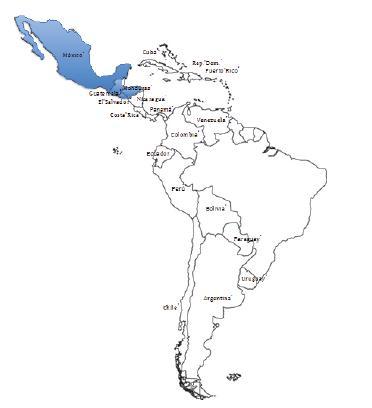 División dialectal del español de América según sus hablantes ...