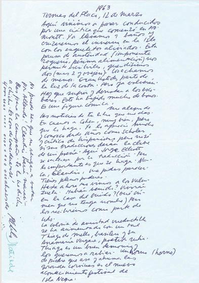 El Brasil De Neruda Notas Para Una Aproximación