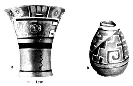 Iconografía Alfarería Y Textilería Tiwanaku Elementos Para