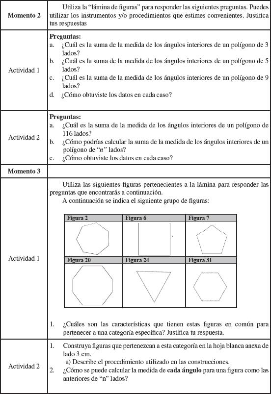 Una propuesta para el desarrollo de modelos geométricos en las ...