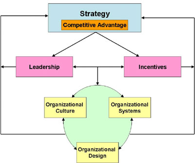 Levers Of Organizational Design Google Hbs Randd Pdf