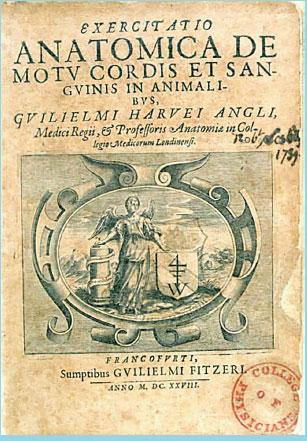 400 años del descubrimiento de la circulación de la sangre: Harvey y ...