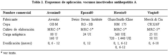 Vacuna anti hepatitis A