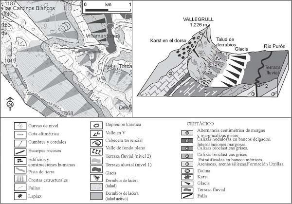 Lugares De Interés Geomorfológico Geopatrimonio Y Gestión