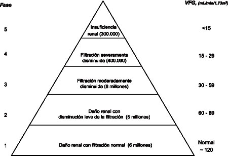 Dieta para insuficiencia renal etapa 4