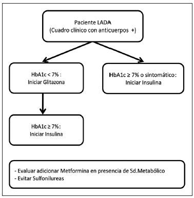 esquema fisiopatológico de la diabetes mellitus