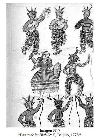 En la pampa los diablos andan sueltos: Demonios danzantes de la ...