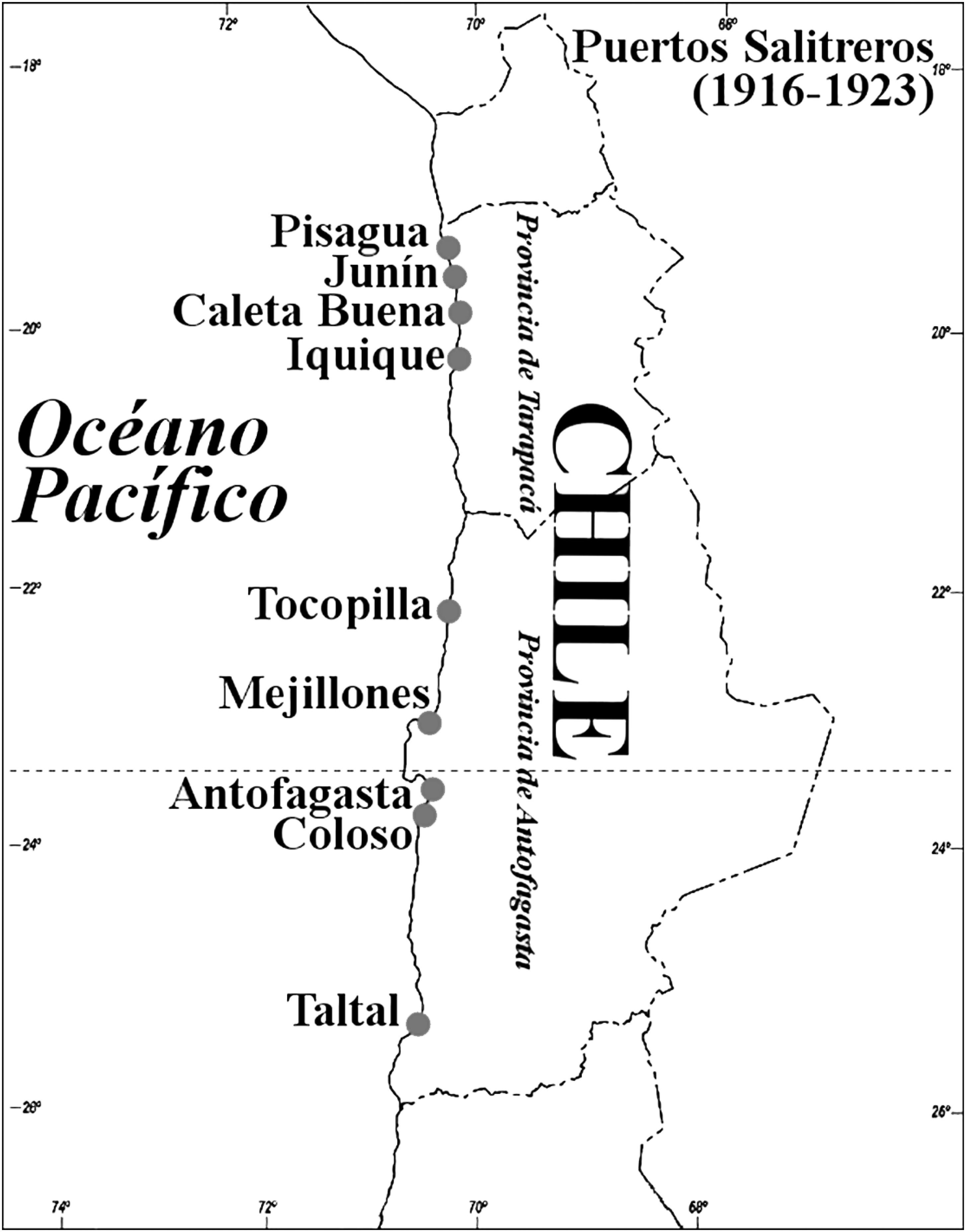 Los trabajadores portuarios chilenos y la experiencia de la ...