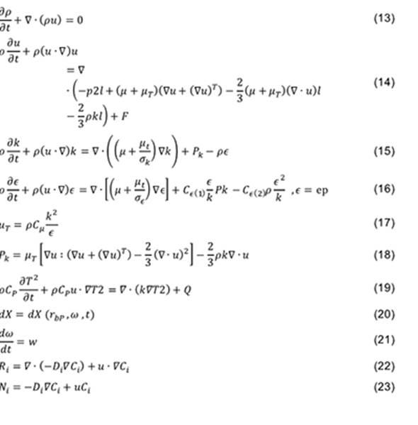 Dinámica de Fluidos Computacional de la Hidrólisis de Aceite de Soja ...