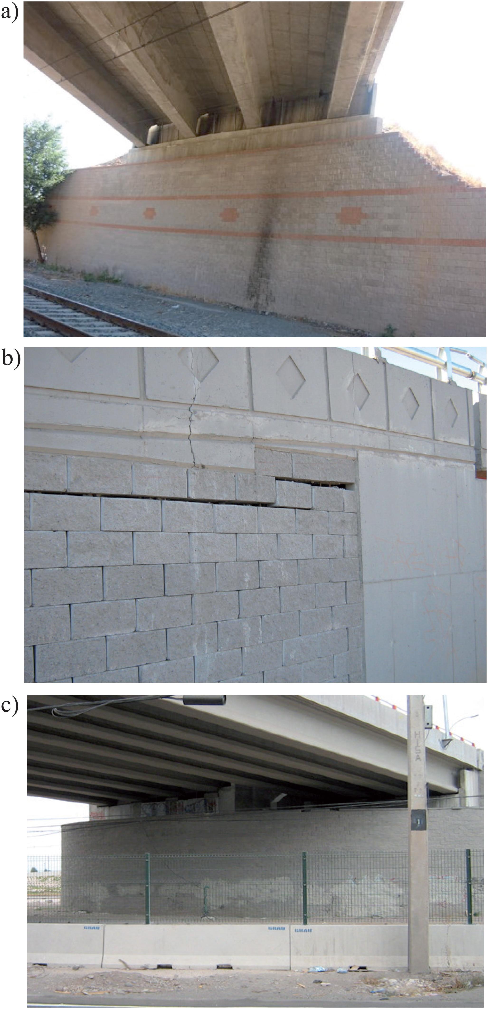 Estudio de la respuesta estática y sísmica de un muro de suelo
