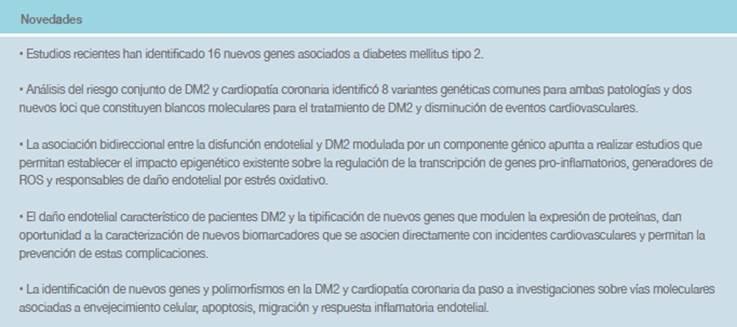 daño endotelial en diabetes