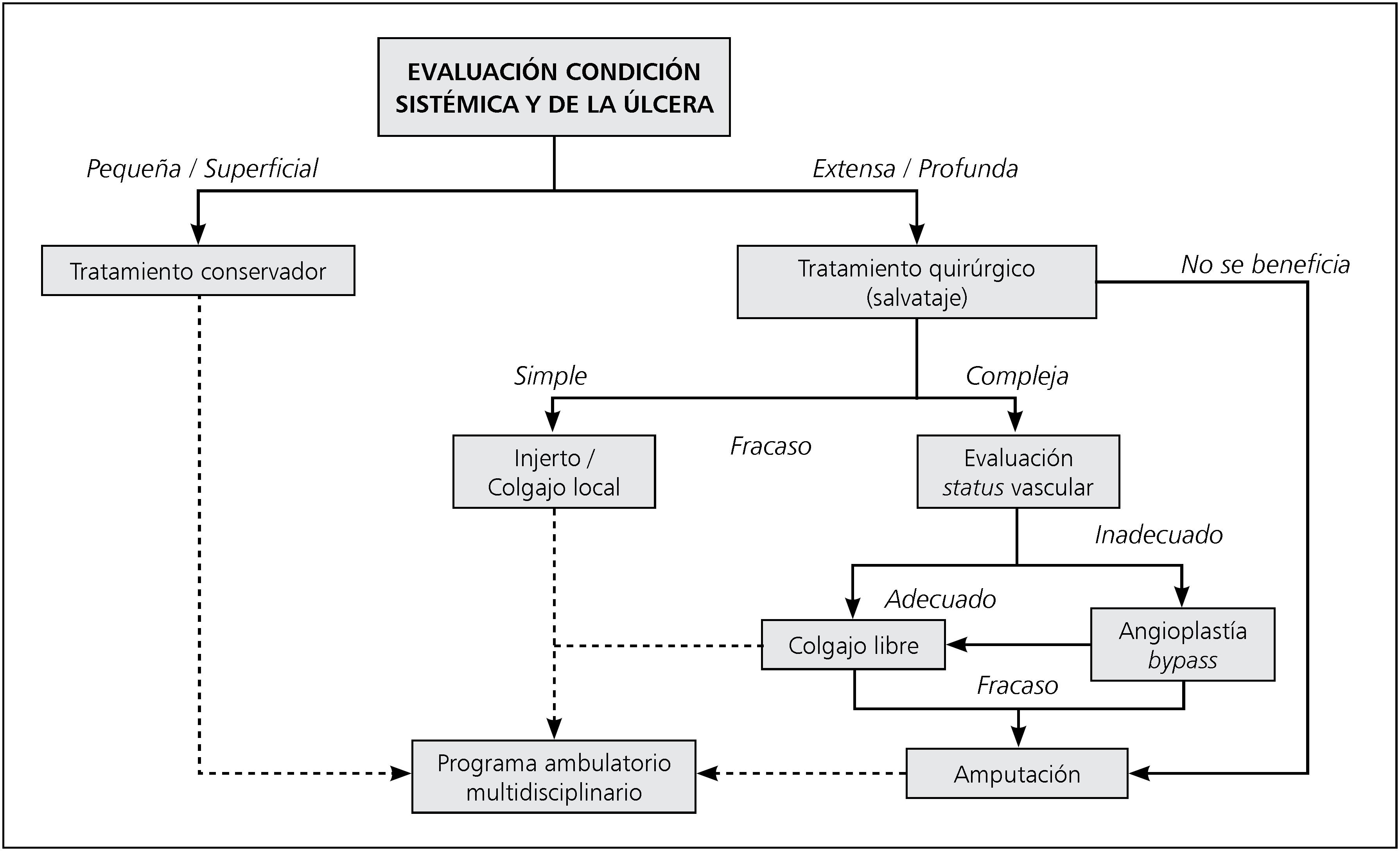 tipos de etiología vascular